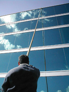 Commercial Window Cleaning 4
