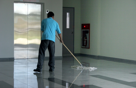 Hard Floor Surface Cleaning Maintenance 4