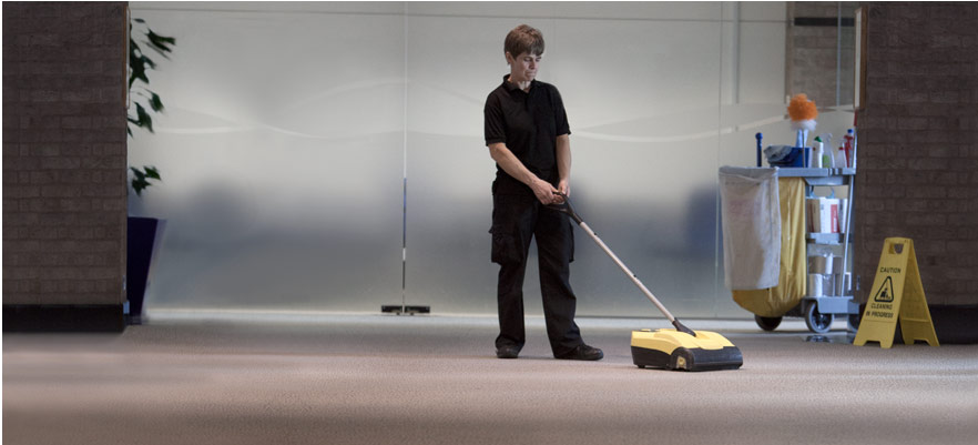 Commercial cleaning Gloucester