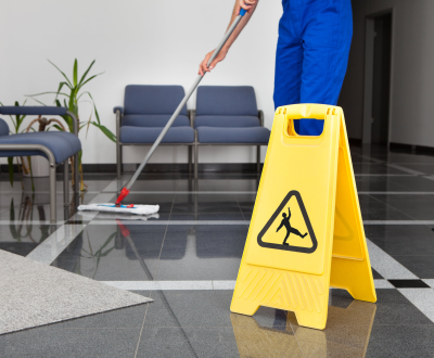 Commercial cleaning Swindon